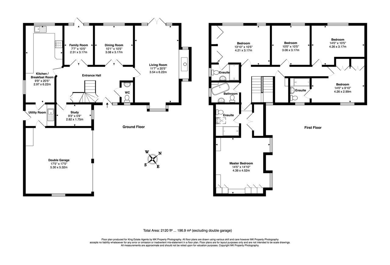 Floorplan for Allerford Court, Furzton, Milton Keynes, Buckinhamshire, MK4 1LY