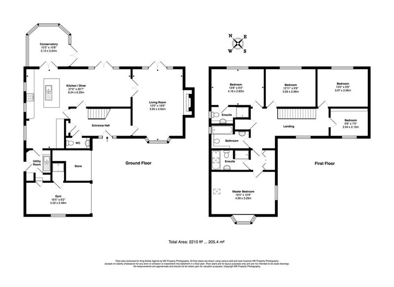Floorplan for Simpson Road, Walton Park, Milton Keynes, Buckinghamshire, MK7 7HN