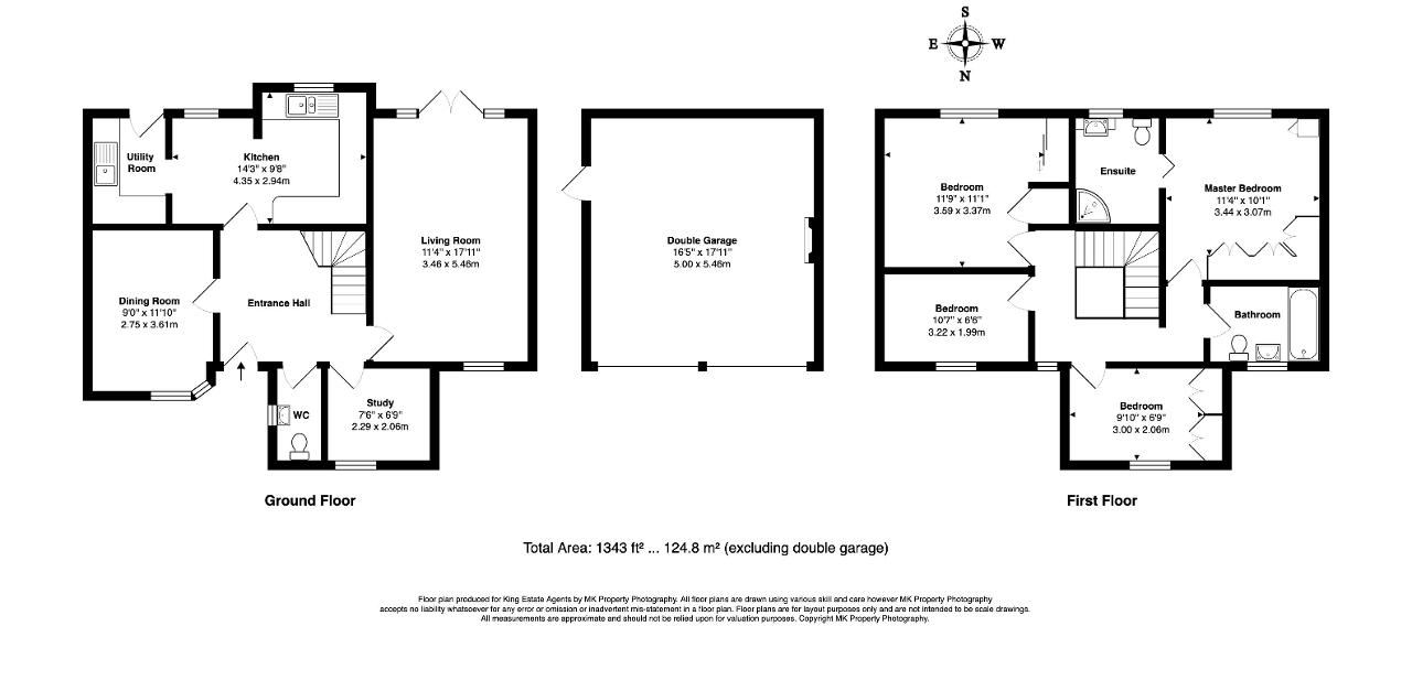 Floorplan for Tamworth Stubb, Walnut Tree, Milton Keynes, Buckinghamshire, MK7 7DJ