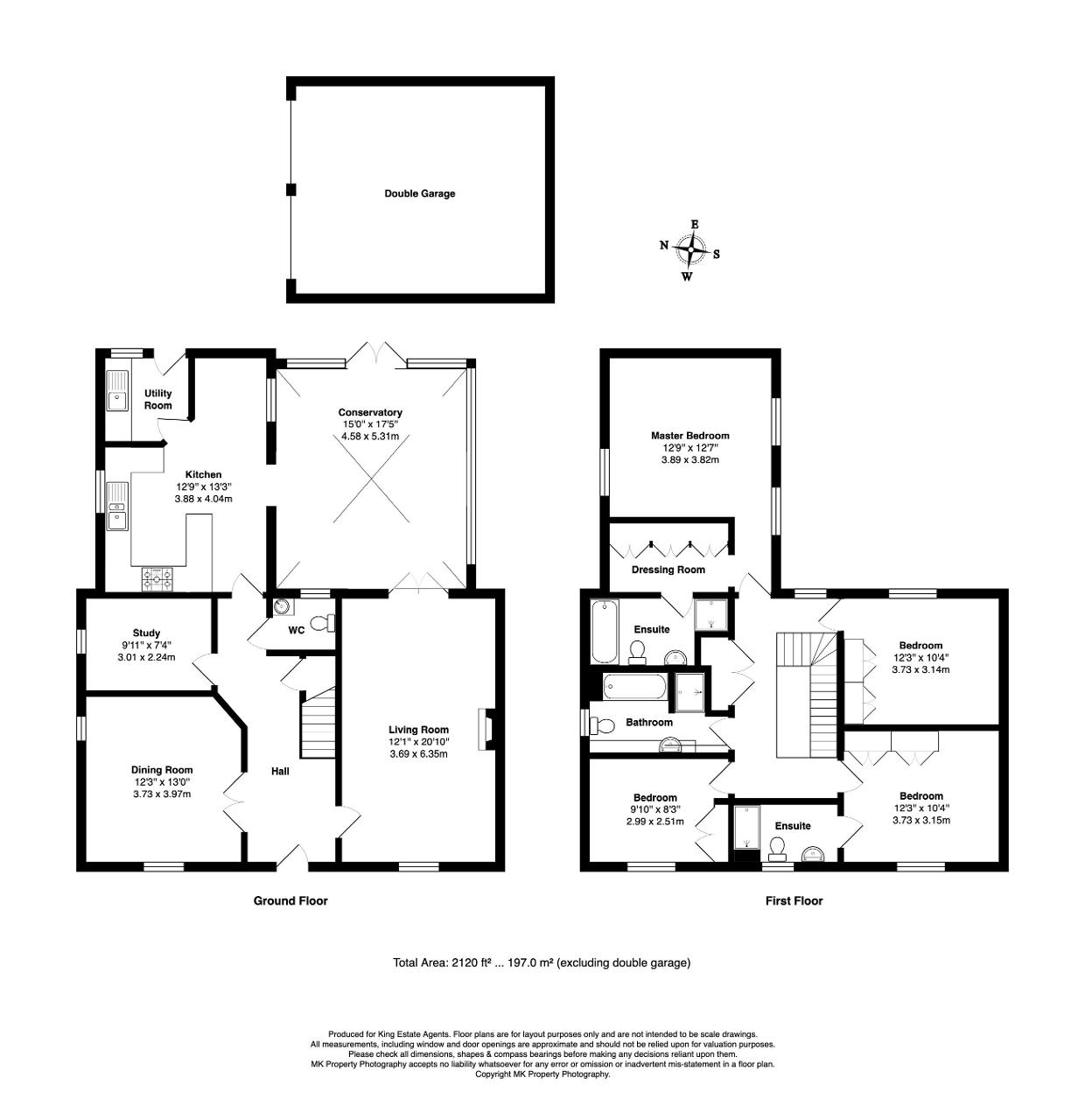 Floorplan for Blyth Court, Tattenhoe, Milton Keynes, Buckinghamshire, MK4 3EE